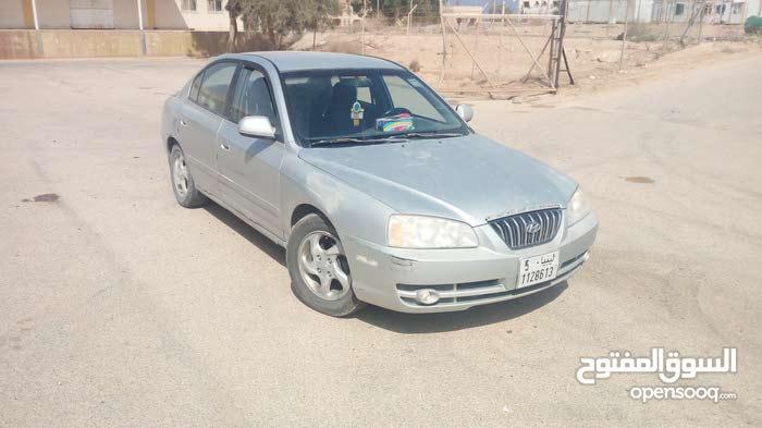Automatic Hyundai 2005 for sale - Used - Ra's Lanuf city