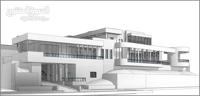 تصاميم معمارية وتصميم داخلي