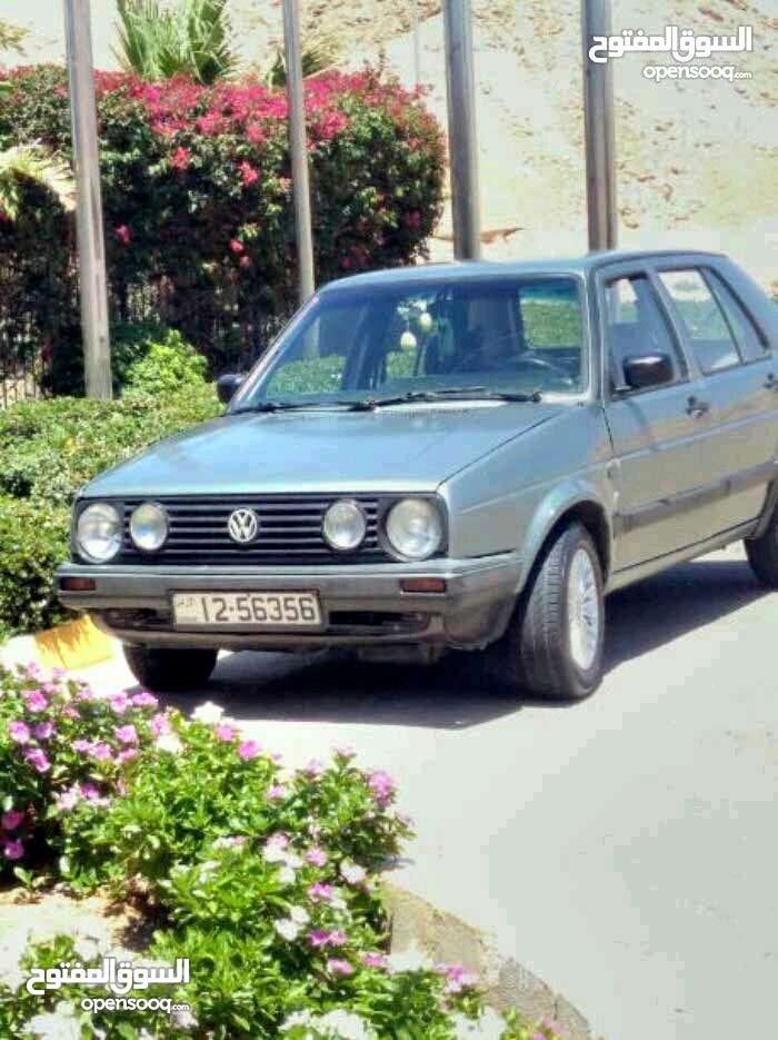 Renting Volkswagen cars, Golf 1989 for rent in Aqaba city