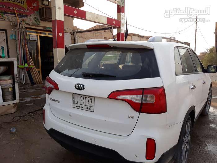 Automatic Kia 2015 for sale - Used - Dhi Qar city