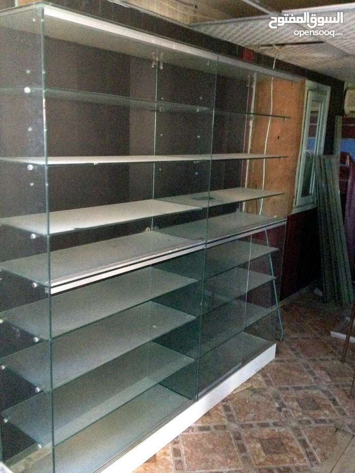 Available for sale Shelves that's condition is Used