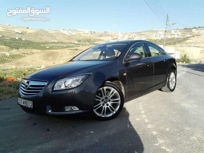 For sale Opel Insignia car in Amman