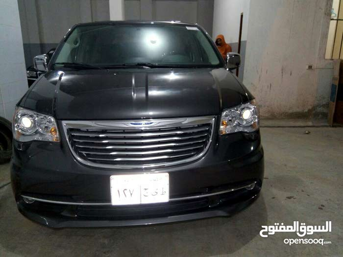 Chrysler Town & Country car for rent