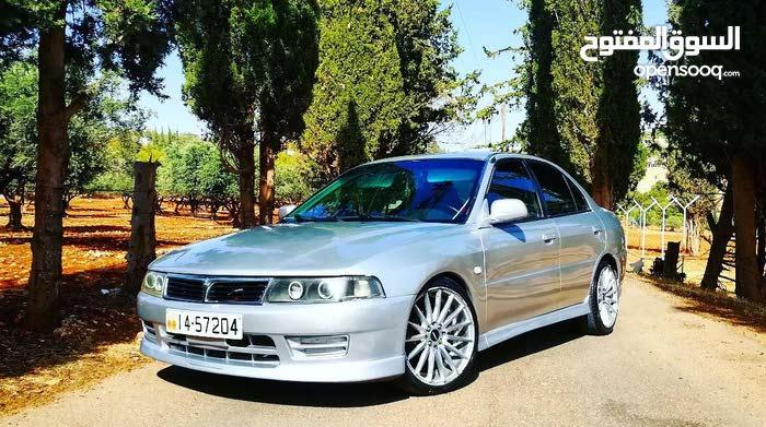 Automatic Silver Mitsubishi 1999 for sale
