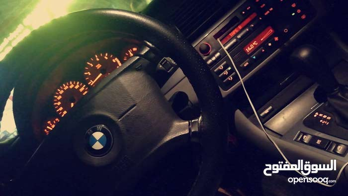 km BMW 323 1999 for sale
