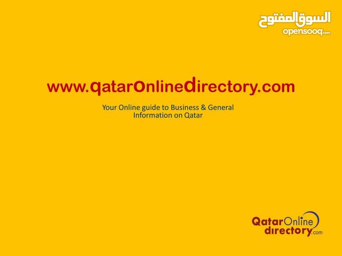Qatar Online Directory is the No 1 Business directory with 7 million page views every month
