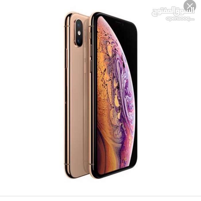هاتف ايفون Xs ماكس 64 جيجا بسعر مغري وبسعر الجملة مختلف عن جميع الاسعار في داخل المحلات