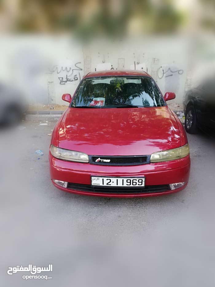 +200,000 km Mazda 626 1997 for sale