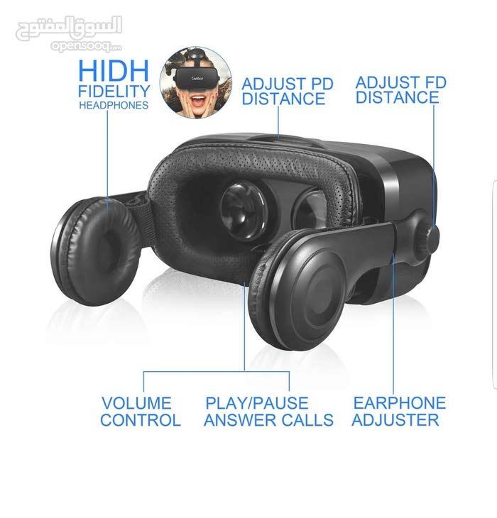 نظارة الواقع الافتراضي بجودة عالية