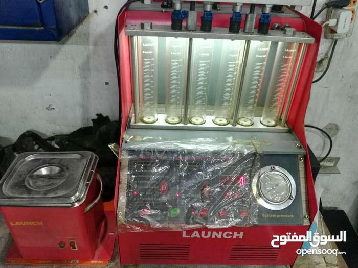 اجهزة فحص ومعدات مستعملة بحالة الجديد للبيع