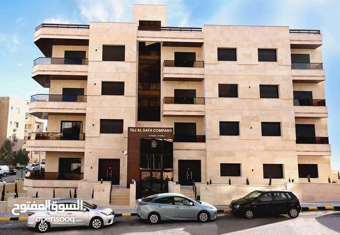 Al Rabiah neighborhood Amman city - 115 sqm apartment for sale