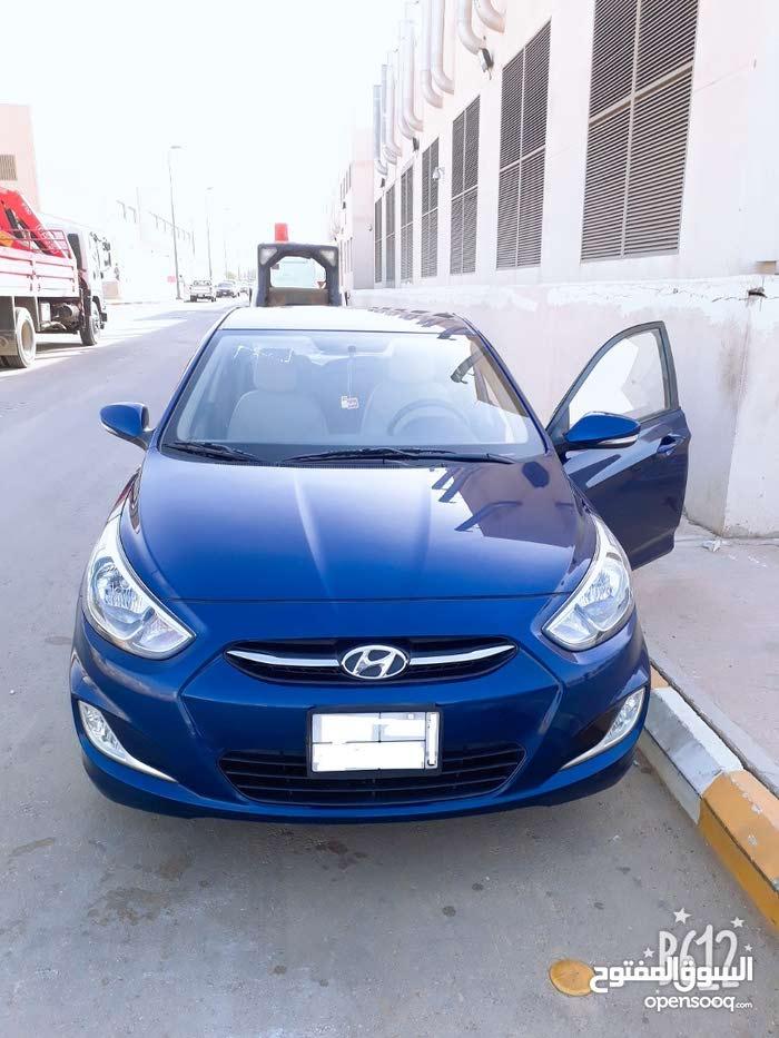 Hyundai Accent 2016 Model Automatic Transmission
