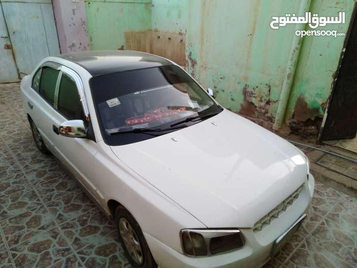 Hyundai Accent 2006 - Khartoum