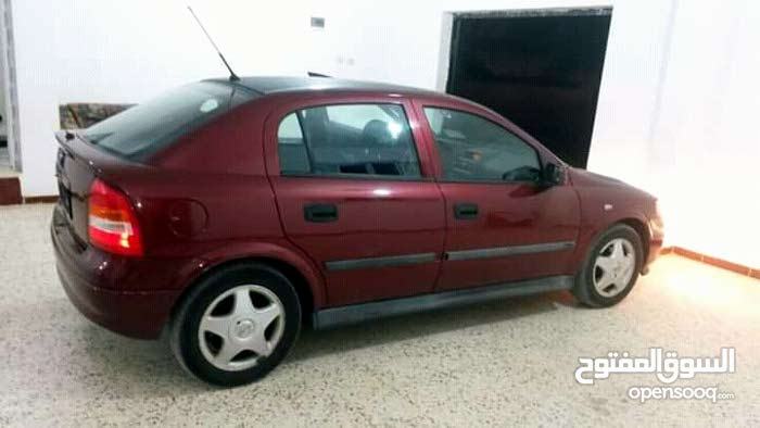 For sale 2000 Maroon Astra