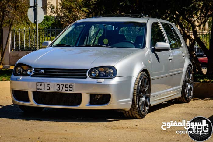 Manual Silver Volkswagen 2002 for sale
