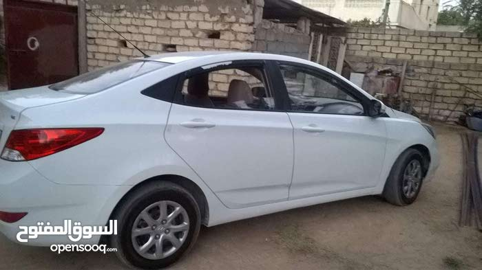 Used condition Hyundai Accent 2013 with 150,000 - 159,999 km mileage