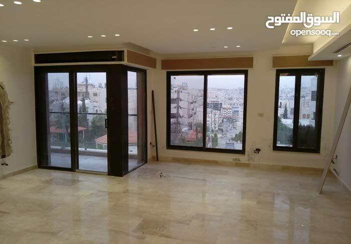 Al Rabiah neighborhood Amman city - 200 sqm apartment for sale