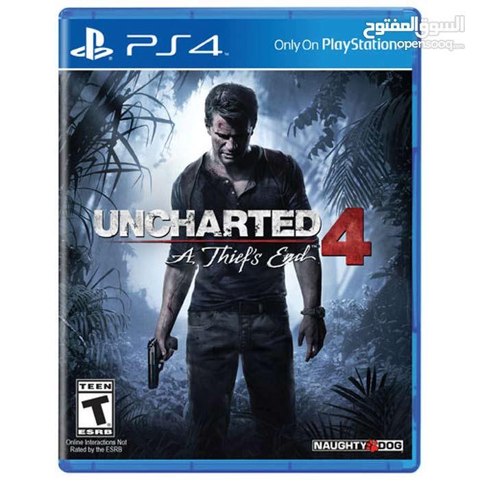 انشارتد جديدة بنايلو Uncharted 4
