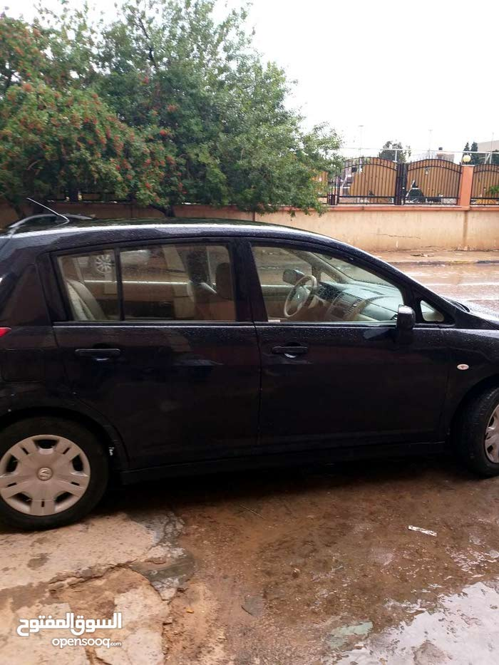 2008 Used Tiida with Manual transmission is available for sale