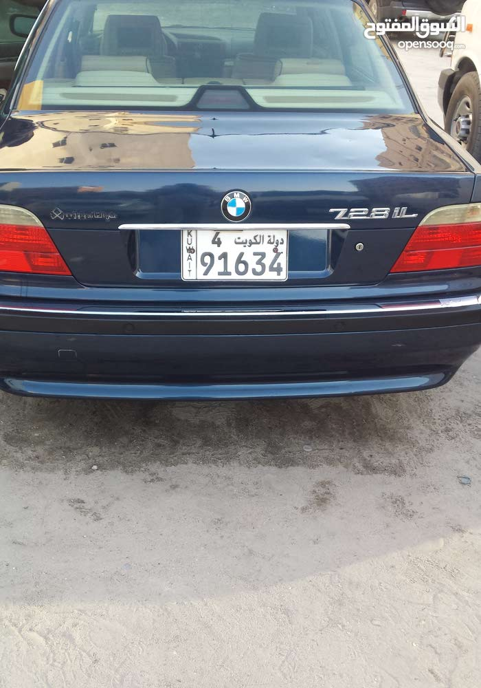 For sale 2001 Blue Other