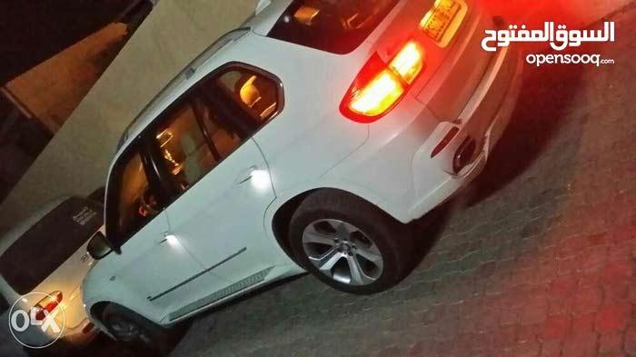Gasoline Fuel/Power   BMW X5 2007