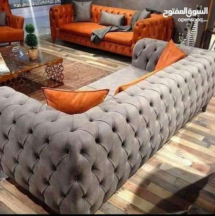 طقم الضيوف والقعدة7 مقاعد