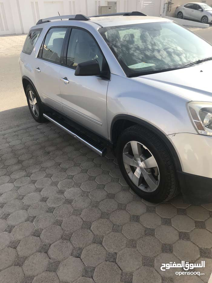 Used condition GMC Acadia 2012 with 160,000 - 169,999 km mileage