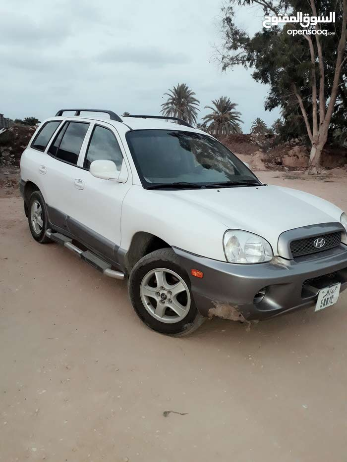 Hyundai Santa Fe 2003 - Automatic