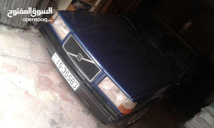 فولفو740 بحاله الوكاله موديل 1990