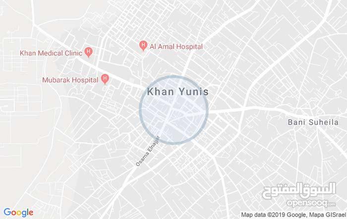 غزة خان يونس بني سهيلا امام المجمع الاسلامي شارع صلاح الدين