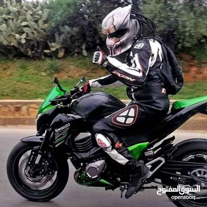 Kawasaki motorbike for sale directly from the owner