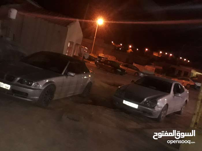 Automatic Mercedes Benz 2011 for sale - Used - Gharyan city