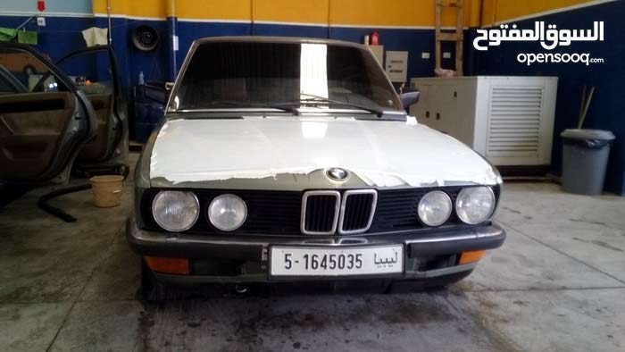 BMW 325 made in 1981 for sale