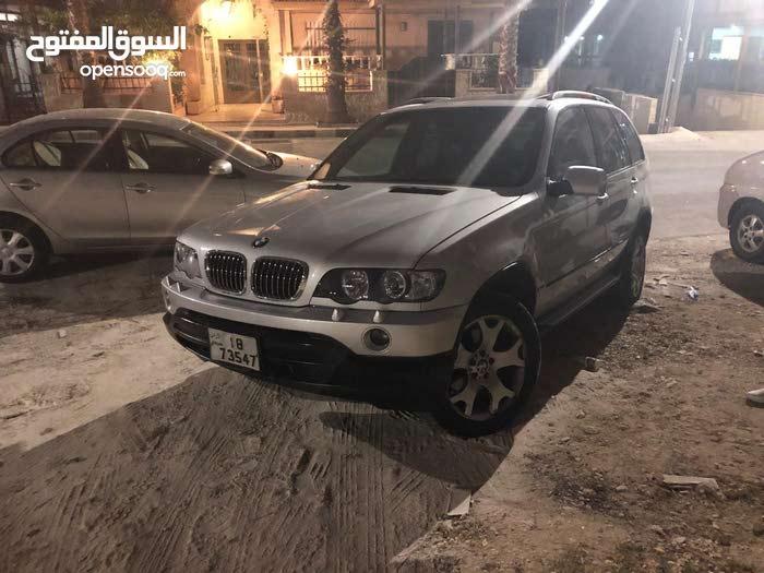 Used BMW X5 in Amman