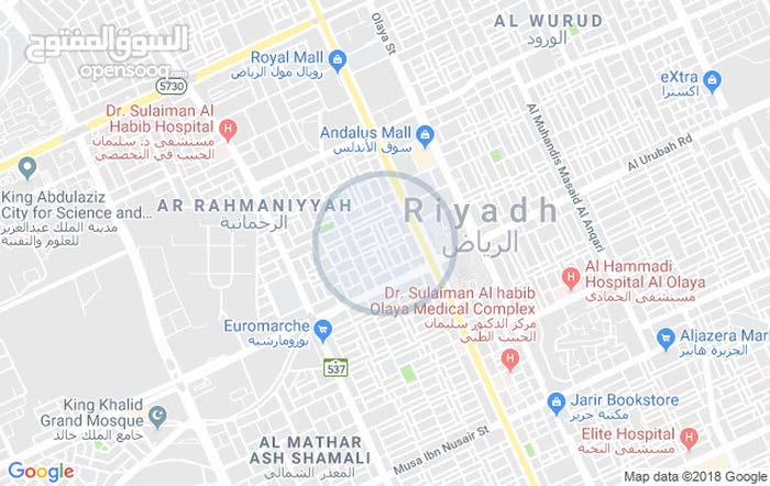 Ground Floor  apartment for rent with 2 rooms - Al Riyadh city Al Olaya