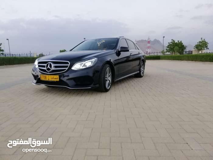 Mercedes Benz E 300 2016 - Automatic