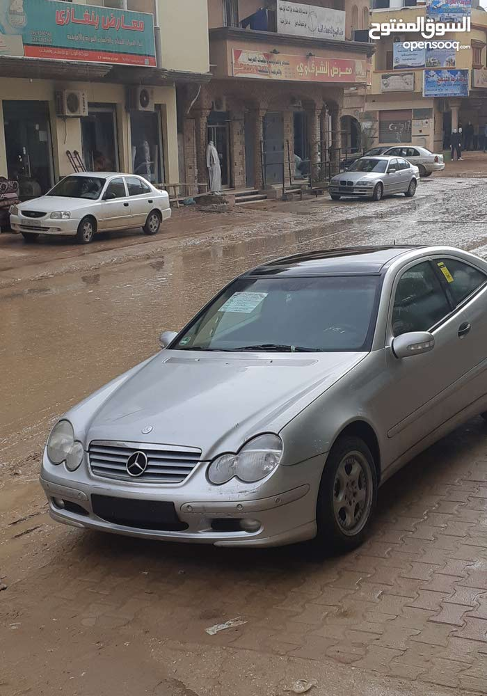 Used 2001 Mercedes Benz C 200 for sale at best price