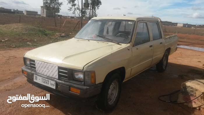 Toyota Hilux 1988 For sale - Beige color