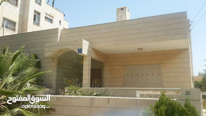 Villa property for rent Amman - Tla' Ali directly from the owner