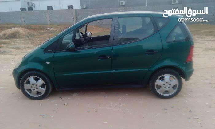 مرسيدس A160 موديل 2000