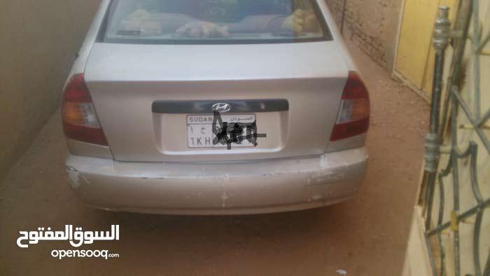 Hyundai Accent 2002 for sale in Khartoum
