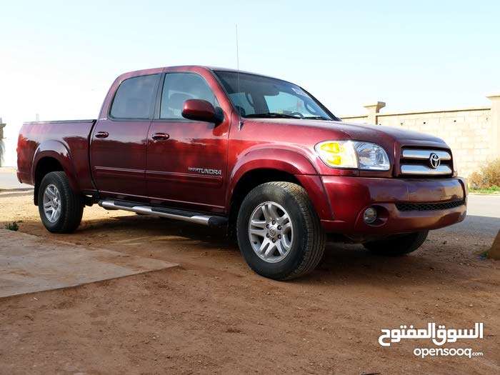 Automatic Toyota 2004 for sale - Used - Benghazi city