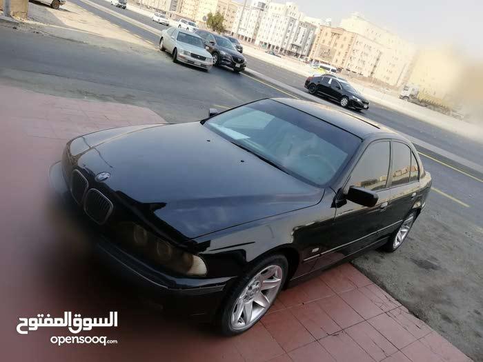 Gasoline Fuel/Power   BMW 523 2000