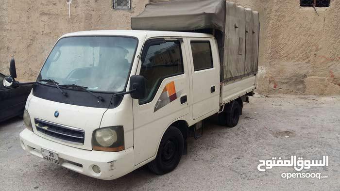 Used condition Kia Bongo 2002 with 1 - 9,999 km mileage