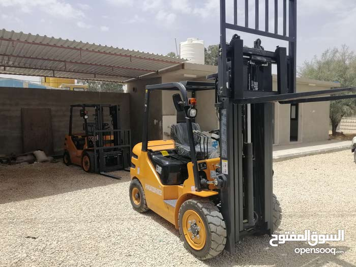 New Forklifts is up for sale