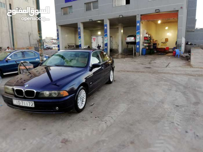 For sale 2000 Blue 520