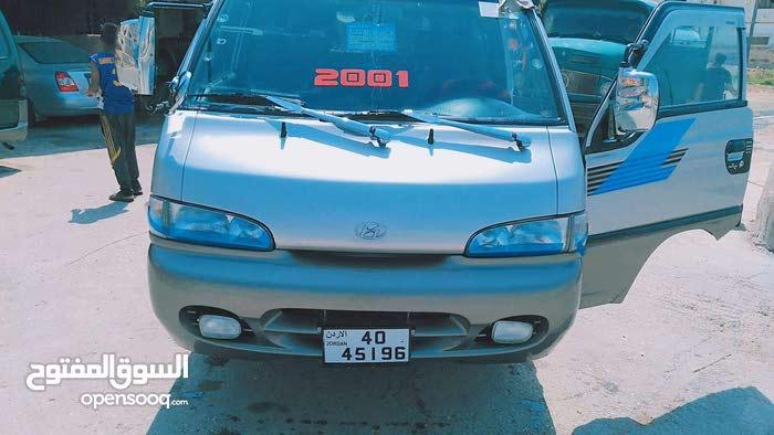Diesel Fuel/Power   Hyundai H100 2001