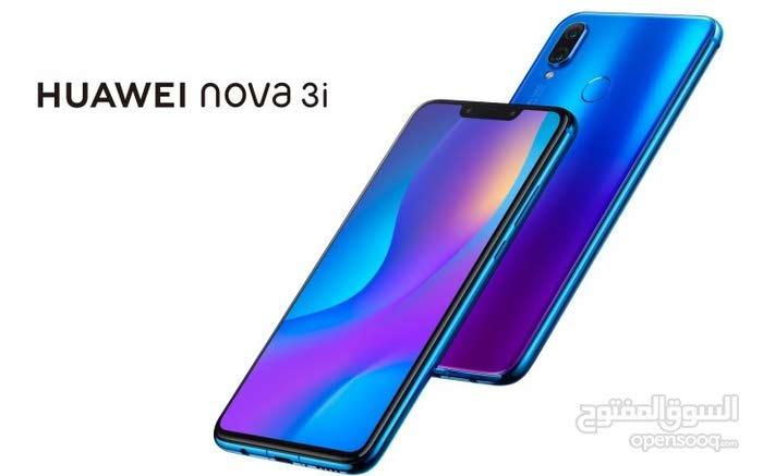 Huawei Nova 3i - 6.3-inch 128GB Mobile Phone - Black