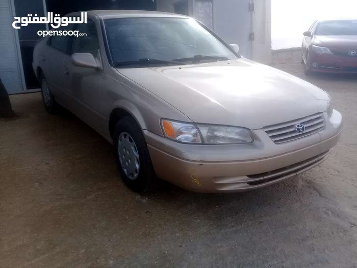 Toyota Camry car for sale 1999 in Zintan city