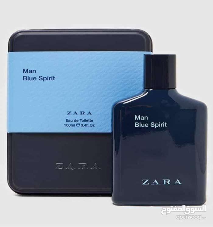b9950650a عطر زارا الرجالي Blue Spirit الاصلي - (107593954) | السوق المفتوح
